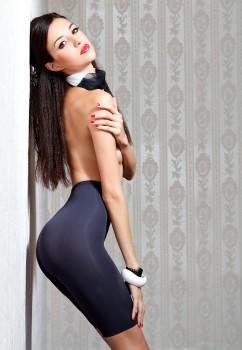 Skin Wrap - Hose mit Bein von Miss Perfect